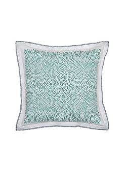 Corsage Aqua cushion cover