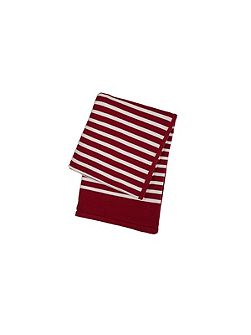 Esterel Rouge throw