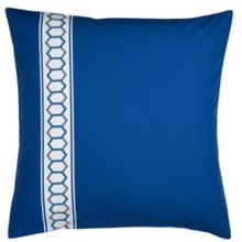 Olivier Desforges Diamantino square pillowcase