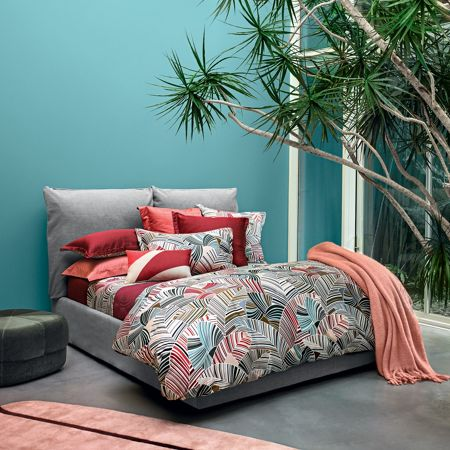 Olivier Desforges Mambo Twist Fitted Sheet