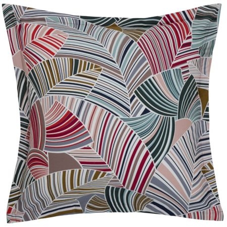 Olivier Desforges Mambo Twist Square Oxford Pillowcase