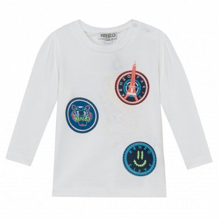 Kenzo Boy long sleeve t-shirt