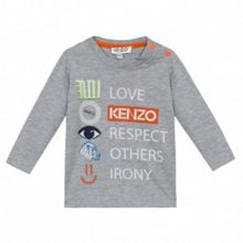 Kenzo Boys Cotton T-Shirt
