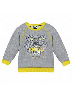 Girls reversible sweatshirt