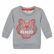 Kenzo Boys Jungle Tiger Sweatshirt