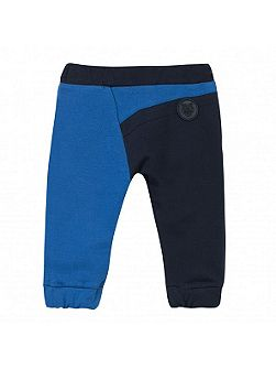 Boy jogging bottom