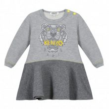 Kenzo Girls Tiger Dress