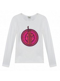 Girls Long Sleeved T-Shirt