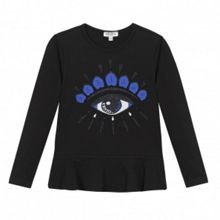 Kenzo Girls long sleeved t-shirt