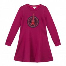Kenzo Girls Eiffel Tower Dress