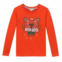 Kenzo Boy Long Sleeved t-shirt