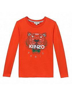 Boys Long Sleeved t-shirt