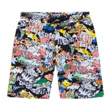 Kenzo Boys Cartoon Cactus Bermudas
