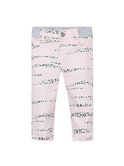 Baby Girls Gabardine Trousers