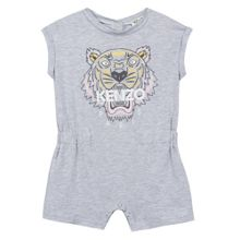Kenzo Baby Girls Tiger All In One