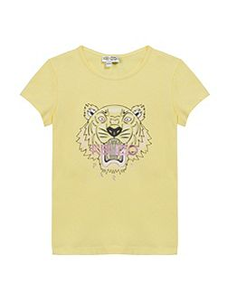 Girls Tiger T-Shirt