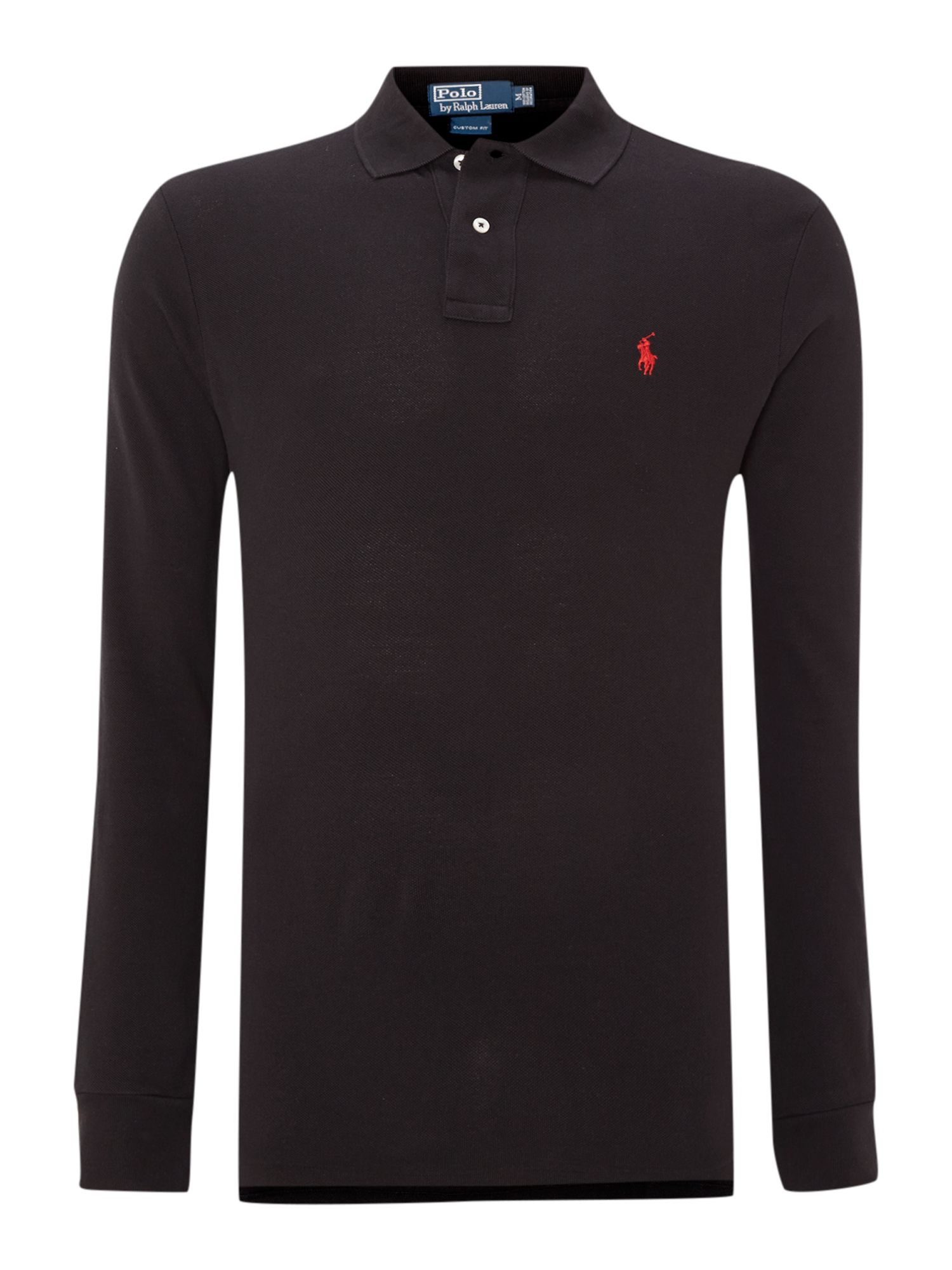 how to wear a black long sleeve t-shirt