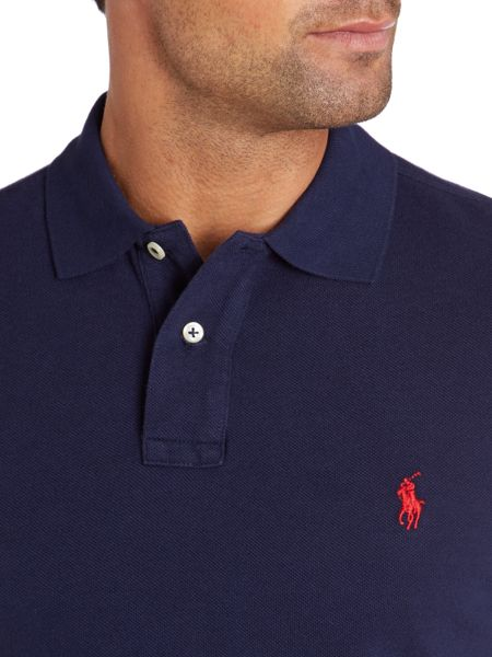 Polo Ralph Lauren Custom-fit long-sleeve polo shirt