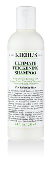 Kiehls Ultimate Thickening Shampoo 250ml