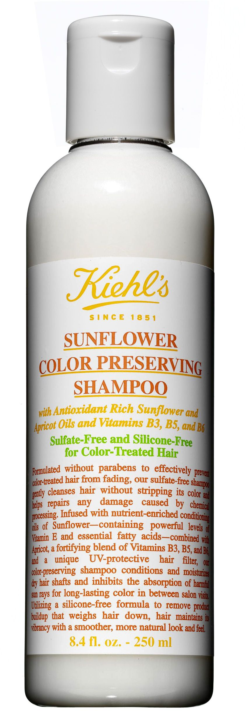 Kiehls Sunflower Color Preserving Shampoo 250ml