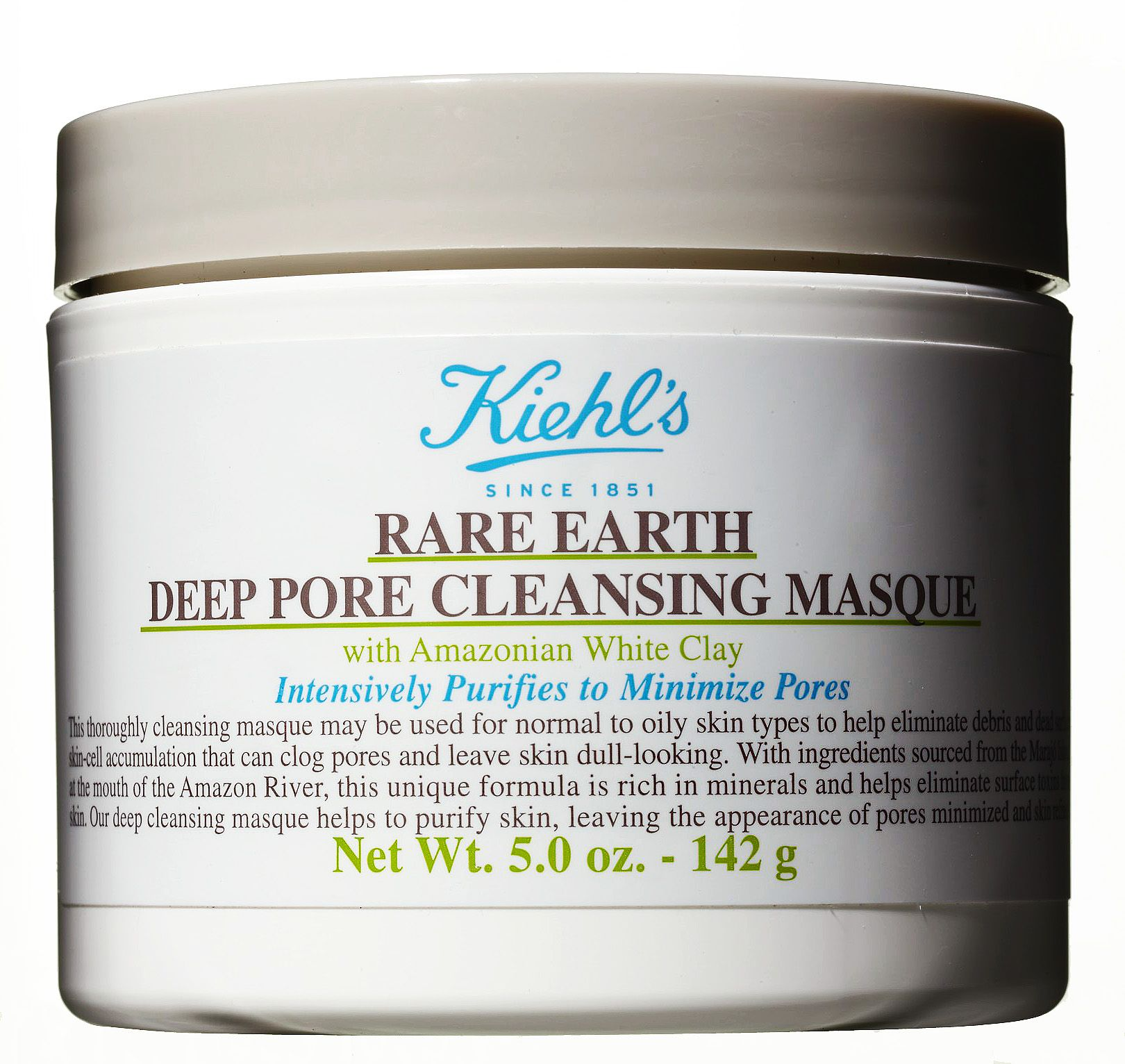 Rare Earth Pore Cleansing Masque, 125ml