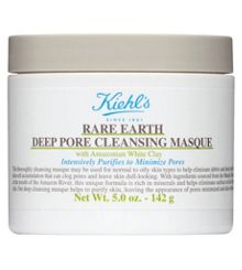 Kiehls Rare Earth Pore Cleansing Masque, 125ml