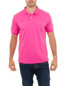 Elas plain polo shirt