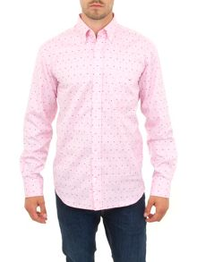 Flipper pink dot shirt
