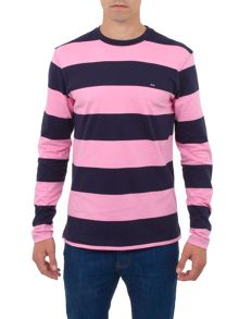 Africain striped t-shirt