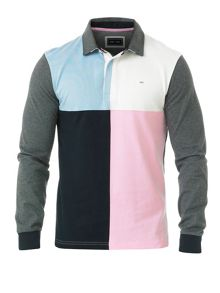 Barbarian rugby polo shirt