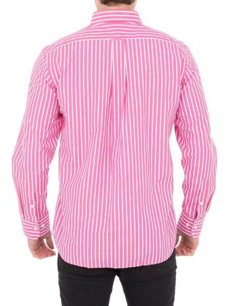 Eden Park Two Tone Striped shirt