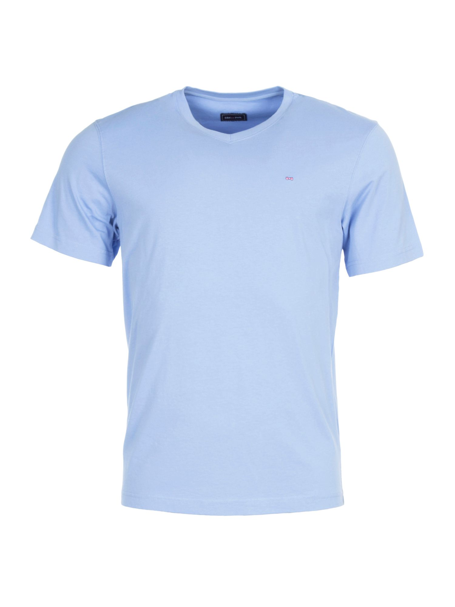 Men's Eden Park Classic Cotton T-Shirt, Blue