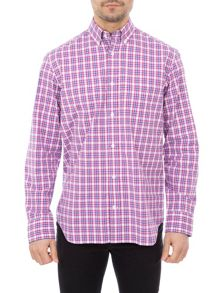 Eden Park Checked Cotton Shirt