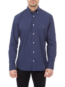 Eden Park Polkadot Cotton Shirt