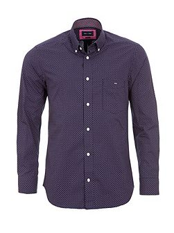 Polkadot Cotton Shirt