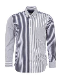 Eden Park Striped Cotton Shirt