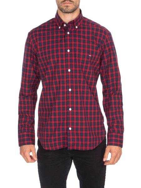 Eden Park Check Shirt