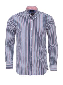 Eden Park Slim Fit Striped Shirt