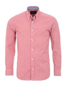 Eden Park Printed Cotton Shirt