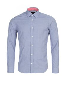 Eden Park Print Cotton Shirt