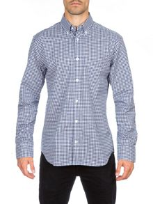 Eden Park Gingham Cotton Shirt
