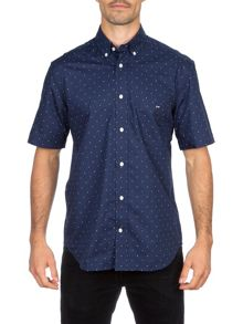 Eden Park Polka Dot Cotton Shirt