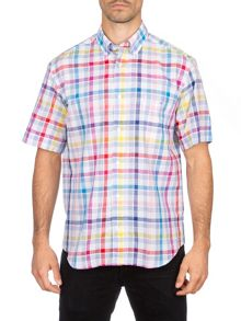 Eden Park Check Cotton Shirt