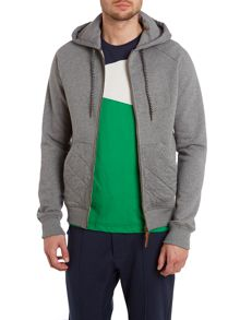 Essentiels sommarel full zip hoodie