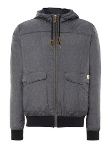 Le Coq Sportif Essentiels lauzet fancy down jacket