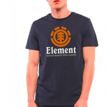 Element Vertical SS Cotton T-Shirt