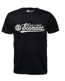 Element Signature SS Cotton T-shirt