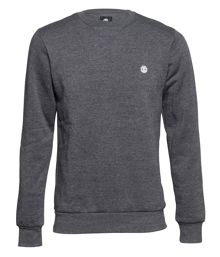 Element Protected Crew Cotton Blend Crewneck Jumper