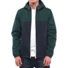 Element Alder Cotton-Blend Shower Proof Zip Up Jacket