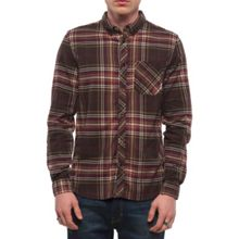 Element Buffalo Yarn Dye Check Shirt